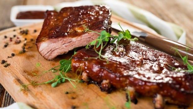 Conheça mais sobre a costelinha barbecue