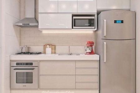 Cozinha pequena? Confira essas 10 dicas para você copiar!