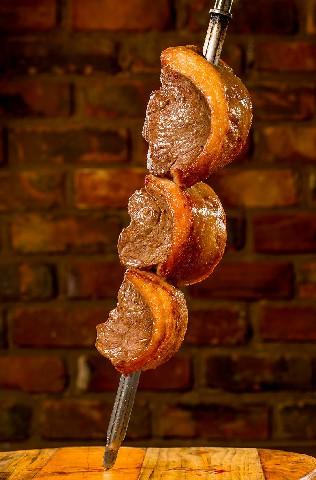 churrasco brasileiro: picanha