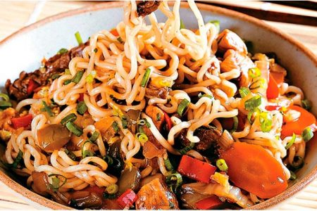 Culinária Chinesa: Yakisoba